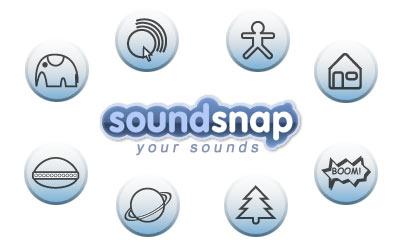 Logo soundsnap größer